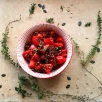Graw-nola salé pour vos salades d'été