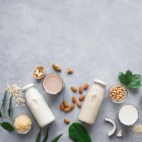 Les alternatives aux produits laitiers de vache